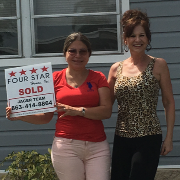 Wendy Jager Four Star Homes Sales Agent mobile manufactured home sales